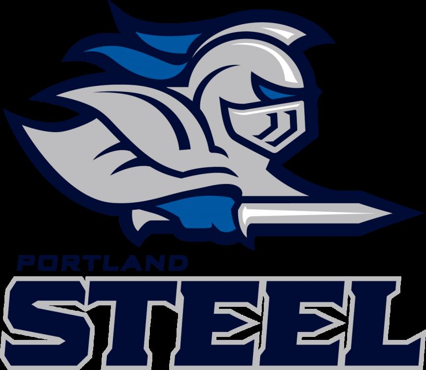 Portland Steel Logo Primary Logo (2016) -  SportsLogos.Net