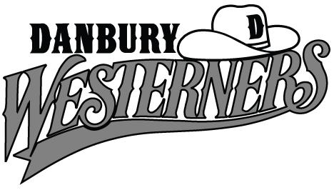 Danbury Westerners Logo Primary Logo (2000-Pres) -  SportsLogos.Net