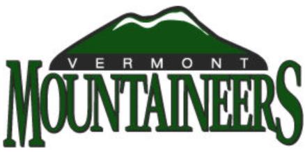 Vermont Mountaineers Logo Primary Logo (2003-Pres) -  SportsLogos.Net
