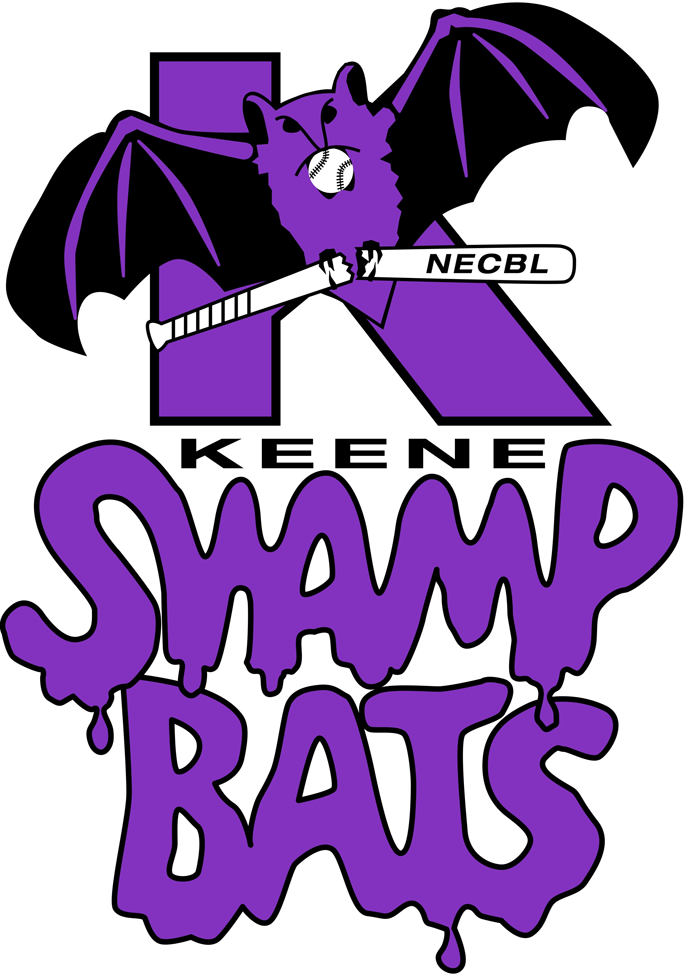 Keene Swamp Bats Logo Primary Logo (1997-Pres) -  SportsLogos.Net