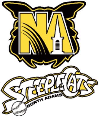 North Adams  SteepleCats Logo Primary Logo (2002-Pres) -  SportsLogos.Net