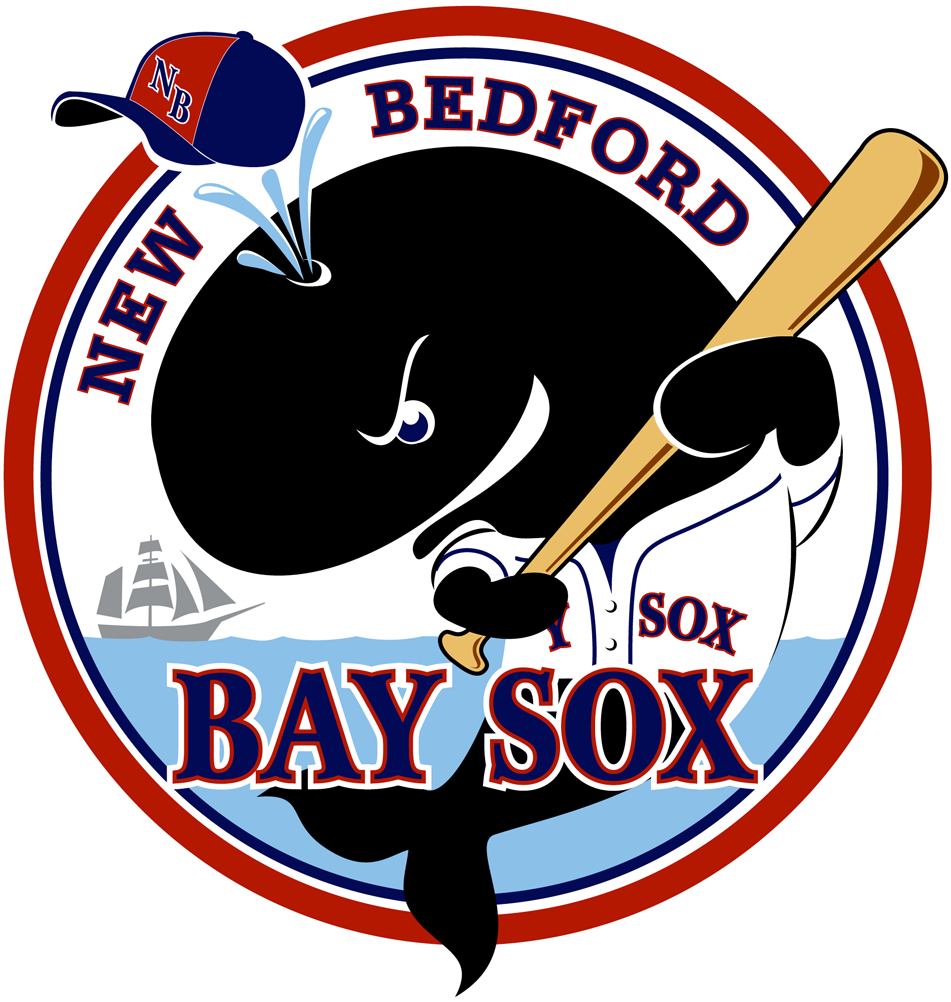 New Bedford Bay Sox Logo Primary Logo (2009-Pres) -  SportsLogos.Net