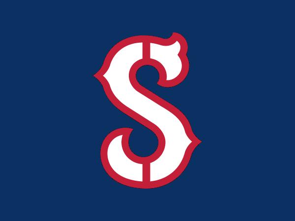 Valley Blue Sox Logo Cap Logo (2014-Pres) -  SportsLogos.Net