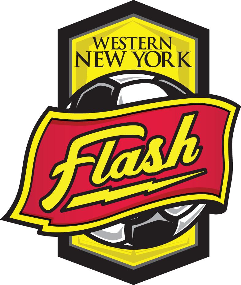 Western New York Flash Logo Primary Logo (2013-2016) -  SportsLogos.Net