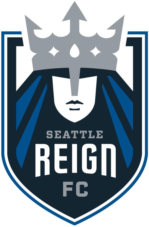 Seattle Reign FC Logo Primary Logo (2013-2018) -  SportsLogos.Net