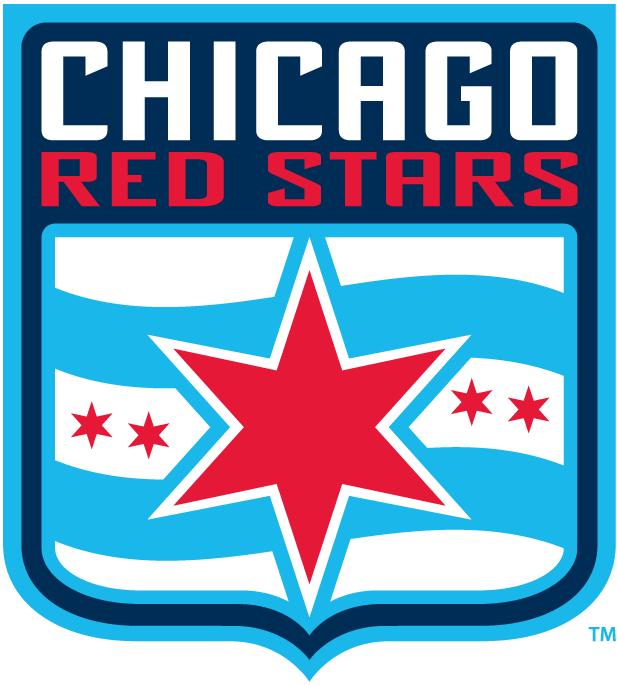 Chicago Red Stars Logo Primary Logo (2013-2016) -  SportsLogos.Net