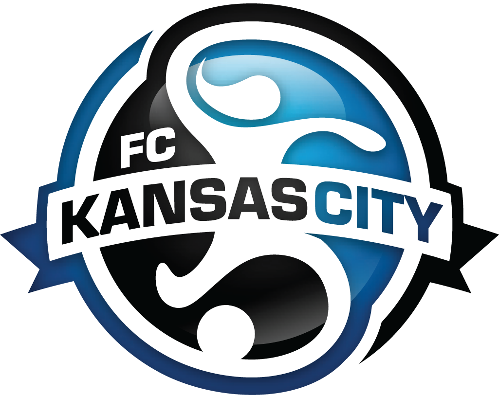 FC Kansas City Logo Primary Logo (2013-2017) -  SportsLogos.Net