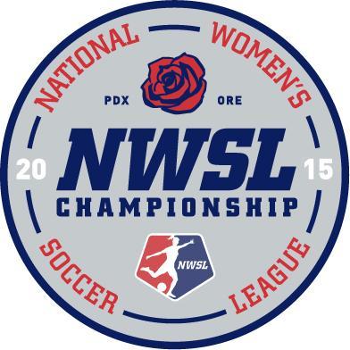 NWSL Championship Logo Primary Logo (2015) -  SportsLogos.Net
