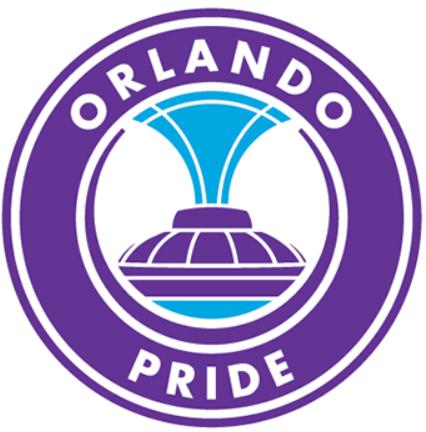 Orlando Pride Logo Primary Logo (2016-Pres) -  SportsLogos.Net
