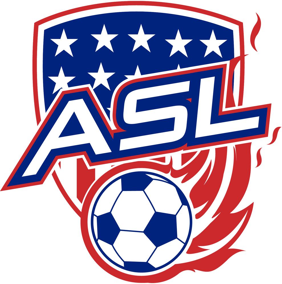 American Soccer League Logo Primary Logo (2014-Pres) -  SportsLogos.Net