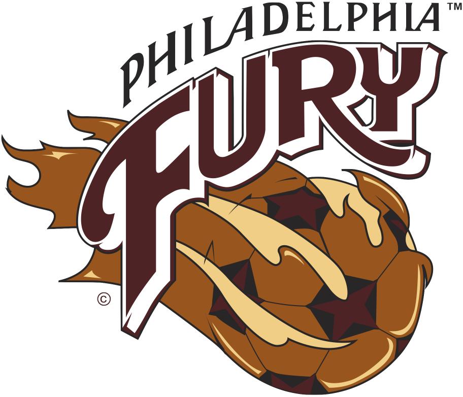 Philadelphia Fury Logo Primary Logo (2014-Pres) -  SportsLogos.Net