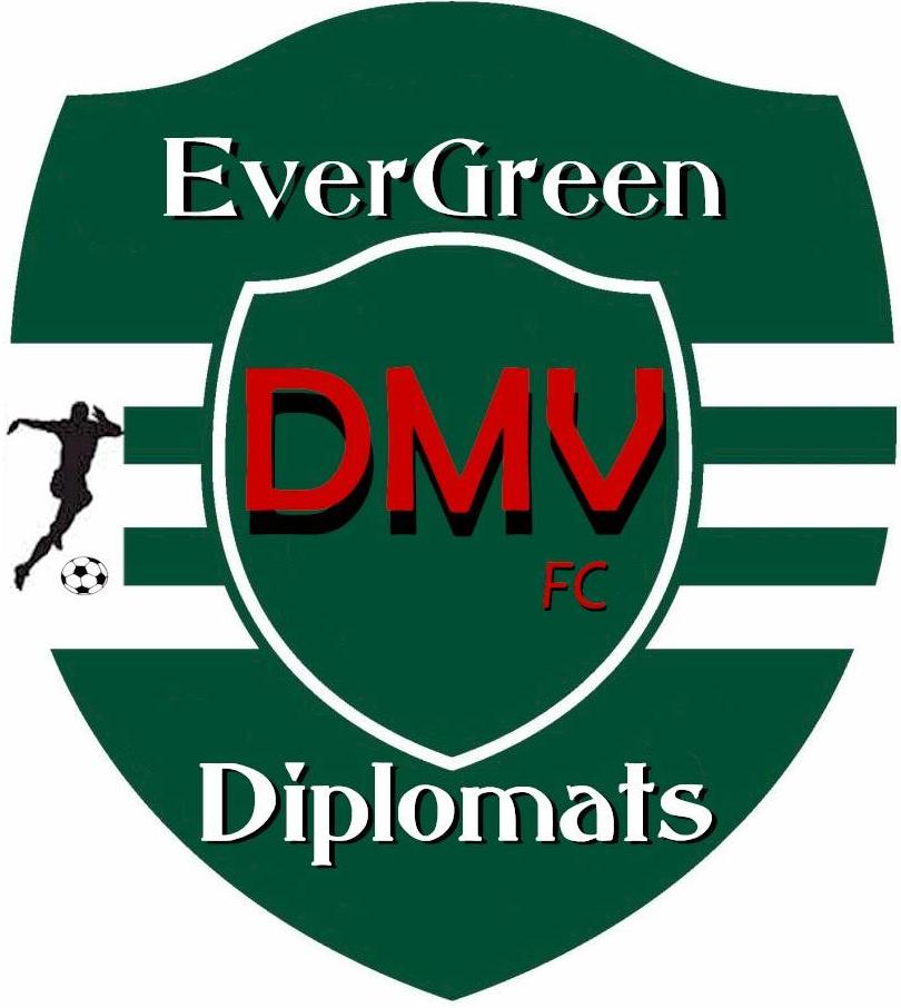 Evergreen Diplomats Logo Primary Logo (2014-Pres) -  SportsLogos.Net