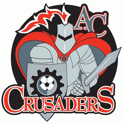 AC  Crusaders Logo Primary Logo (2014-Pres) -  SportsLogos.Net