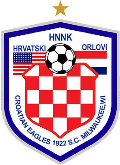 Croatian Eagles SC Logo Primary Logo (2015-Pres) -  SportsLogos.Net