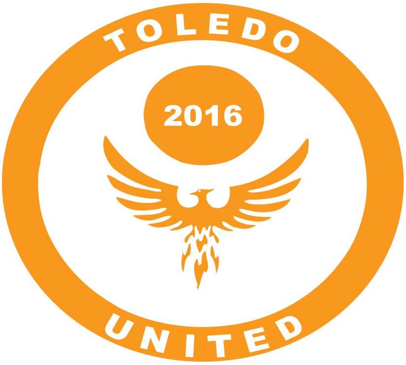 Toledo  United FC Logo Primary Logo (2016-Pres) -  SportsLogos.Net