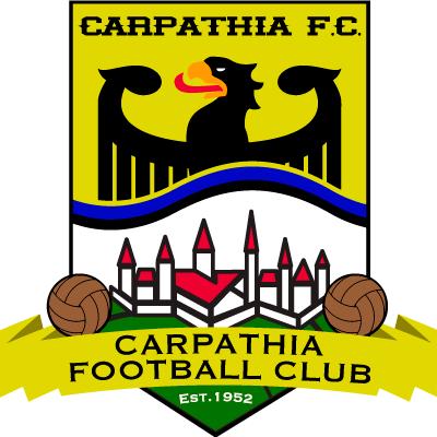 Carpathia FC Logo Primary Logo (2016-Pres) -  SportsLogos.Net
