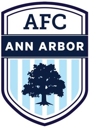 AFC Ann Arbor Logo Primary Logo (2015) -  SportsLogos.Net