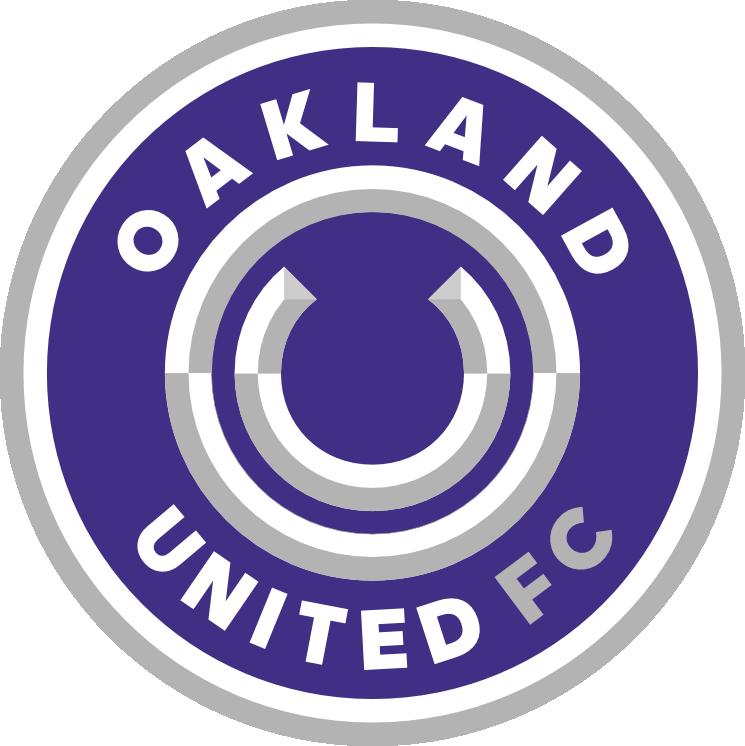 Oakland United Logo Primary Logo (2015) -  SportsLogos.Net