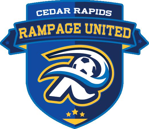 Cedar Rapids Rampage United Logo Primary Logo (2016-Pres) -  SportsLogos.Net