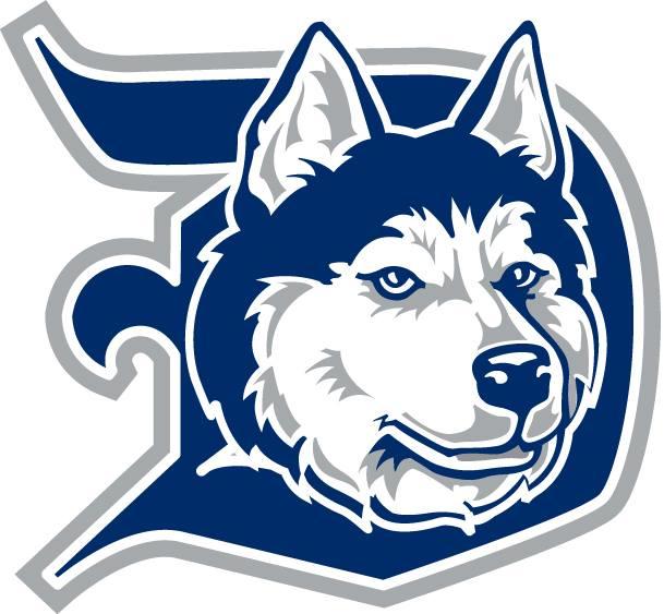 Duluth Huskies Logo Primary Logo (2003-Pres) -  SportsLogos.Net