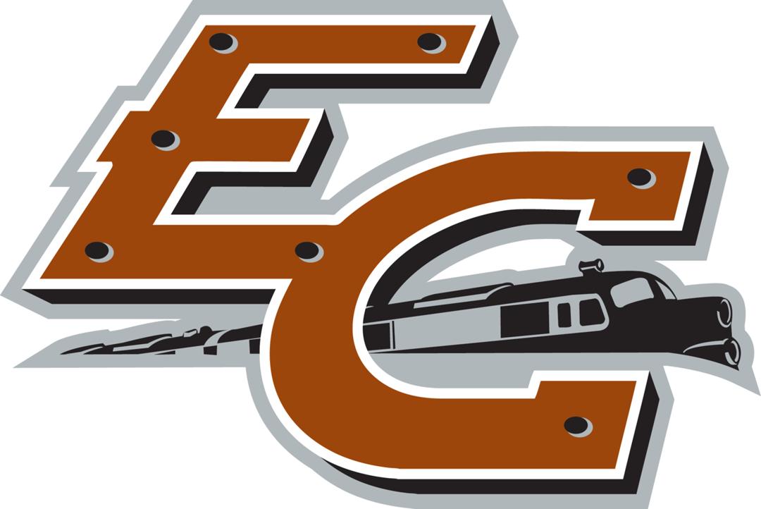 Eau Claire  Express Logo Primary Logo (2017-Pres) -  SportsLogos.Net