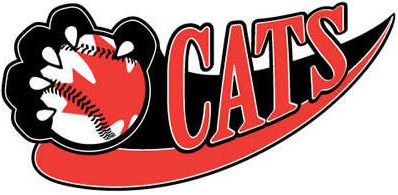 Thunder Bay Border Cats Logo Alternate Logo (2003-Pres) -  SportsLogos.Net