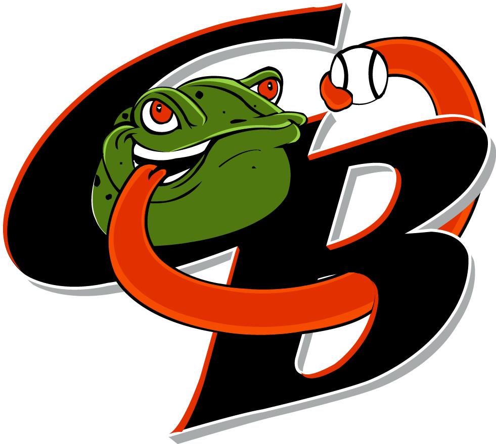 Green Bay Bullfrogs Logo Alternate Logo (2007-Pres) -  SportsLogos.Net