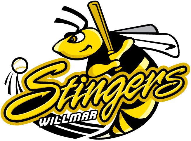 Willmar Stingers Logo Primary Logo (2010-Pres) -  SportsLogos.Net