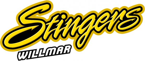 Willmar Stingers Logo Wordmark Logo (2010-Pres) -  SportsLogos.Net