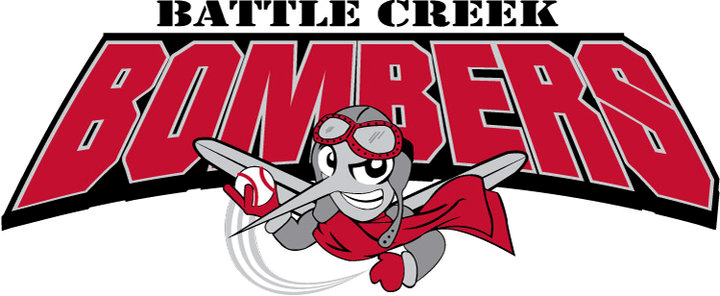 Battle Creek Bombers Logo Alternate Logo (2007-2010) -  SportsLogos.Net