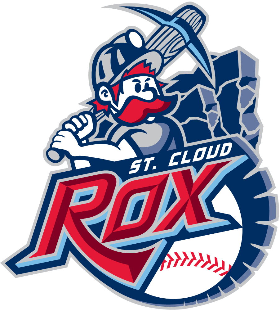 St. Cloud Rox Logo Primary Logo (2012-Pres) -  SportsLogos.Net