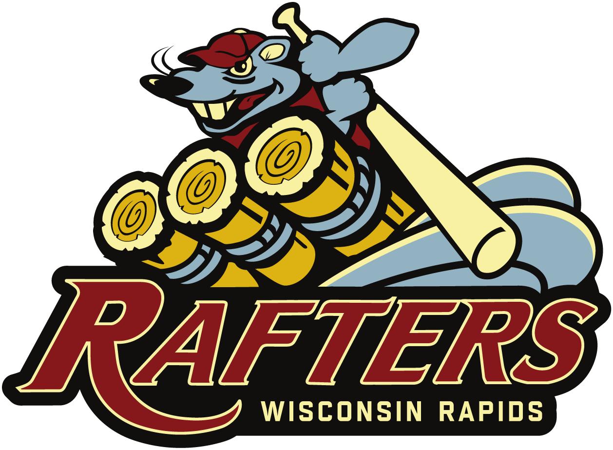 Wisconsin Rapids Rafters Logo Primary Logo (2016-Pres) -  SportsLogos.Net