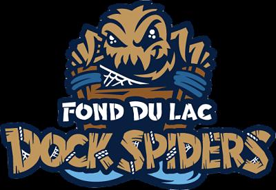 Fond du Lac Dock Spiders Logo Primary Logo (2017-Pres) -  SportsLogos.Net