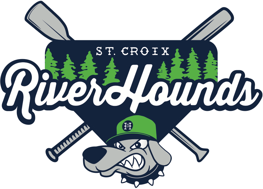 St. Croix  River Hounds Logo Primary Logo (2020-Pres) -  SportsLogos.Net