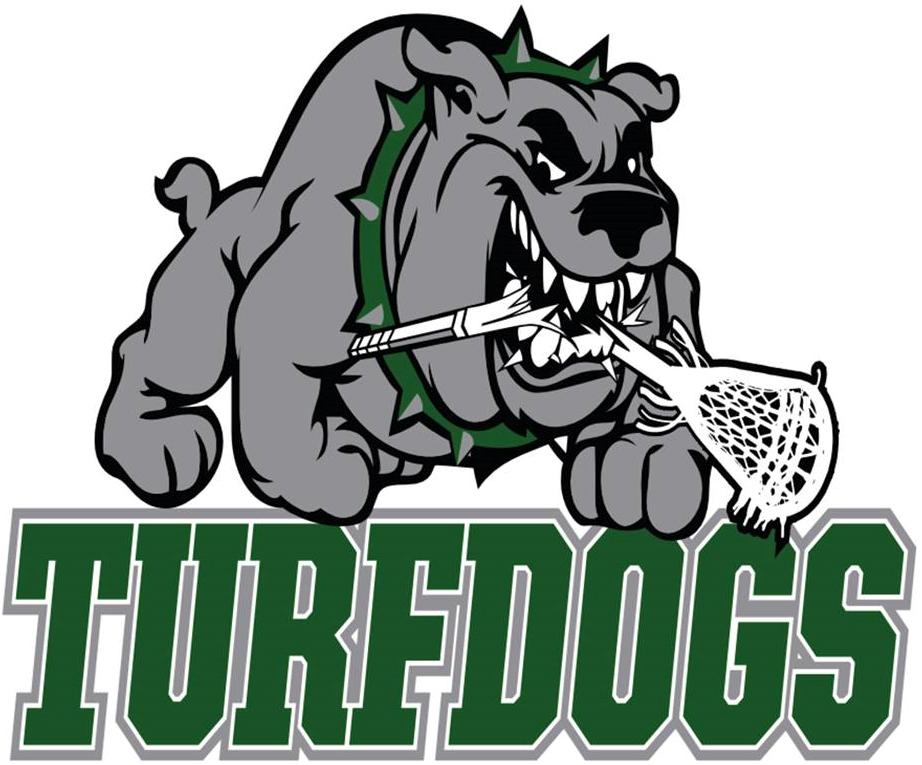 Durham  TurfDogs Logo Primary Logo (2012-Pres) -  SportsLogos.Net