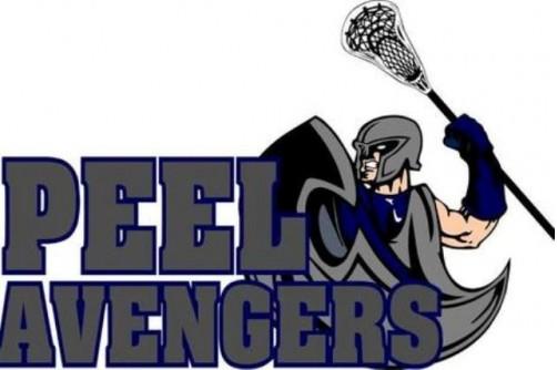 Peel Avengers Logo Primary Logo (2012) -  SportsLogos.Net