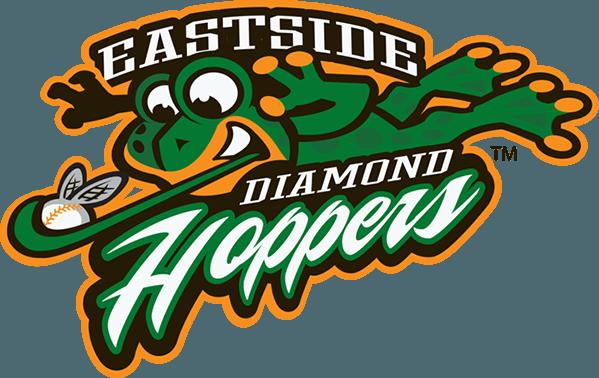 Eastside Diamond Hoppers Logo Primary Logo (2016-Pres) -  SportsLogos.Net