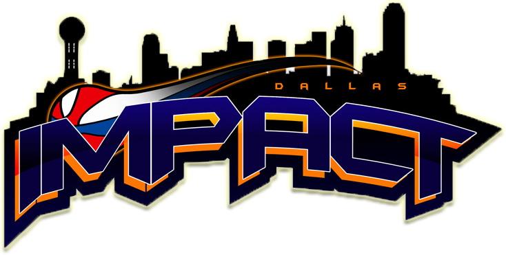 Dallas Impact Logo Primary Logo (2010/11-Pres) -  SportsLogos.Net