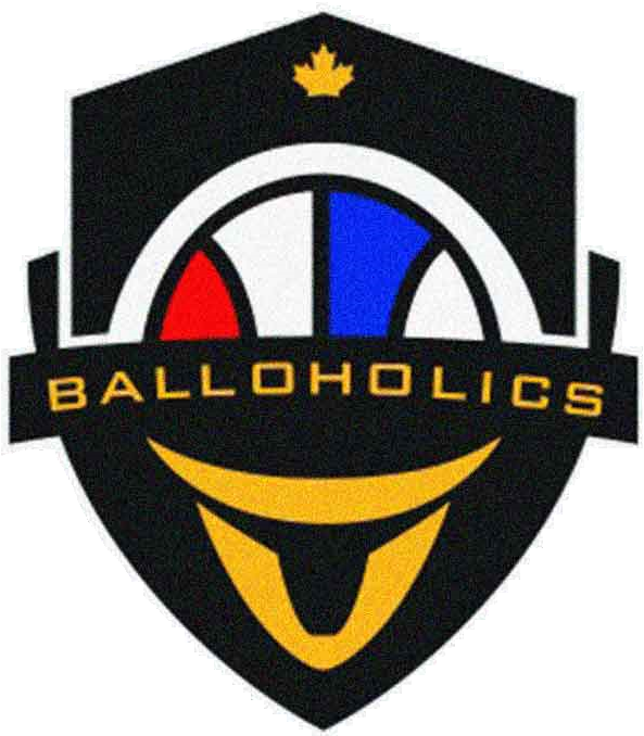 Vancouver  Balloholics Logo Primary Logo (2014/15-Pres) -  SportsLogos.Net