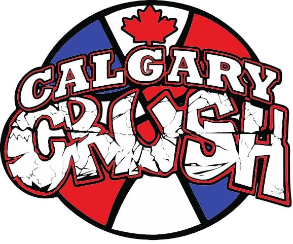 Calgary  Crush Logo Primary Logo (2012/13-Pres) -  SportsLogos.Net