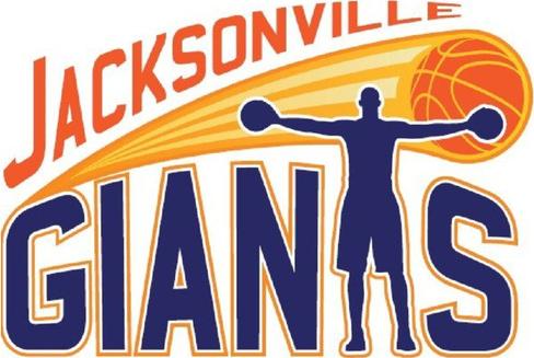 Jacksonville Giants Logo Primary Logo (2010/11-Pres) -  SportsLogos.Net
