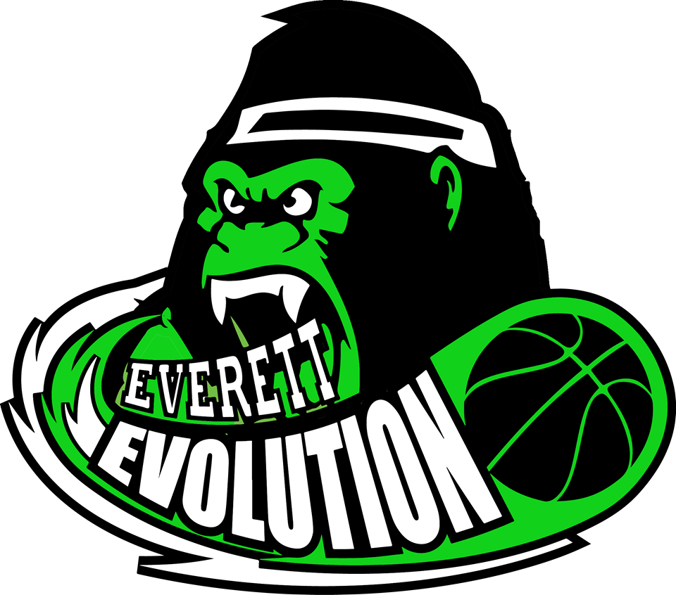 Everett  Evolution Logo Primary Logo (2015/16-Pres) -  SportsLogos.Net