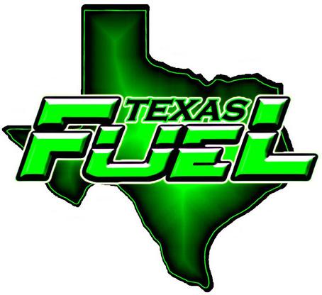 Texas Fuel Logo Primary Logo (2008/09-Pres) -  SportsLogos.Net