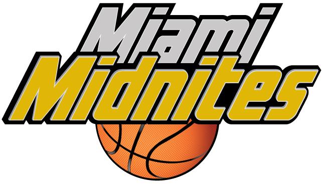 Miami  Midnites Logo Primary Logo (2014/15-Pres) -  SportsLogos.Net