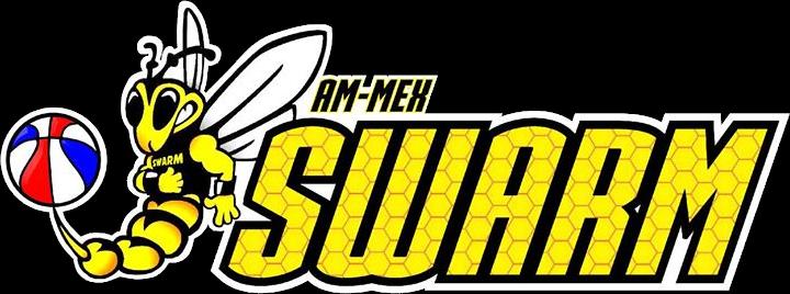 Am-Mex Swarm Logo Primary Logo (2014/15) -  SportsLogos.Net