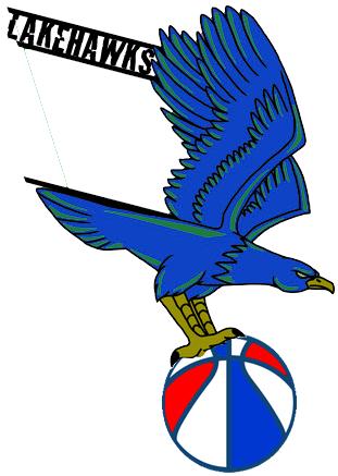 West Michigan Lake Hawks Logo Primary Logo (2013/14-2014/15) -  SportsLogos.Net