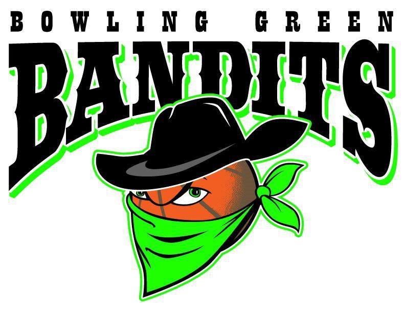 Bowling Green Bandits Logo Primary Logo (2014/15-Pres) -  SportsLogos.Net