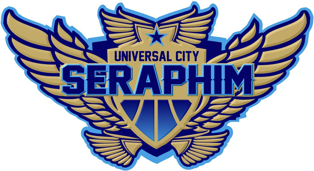 Universal City  Seraphim Logo Primary Logo (2016/17-Pres) -  SportsLogos.Net