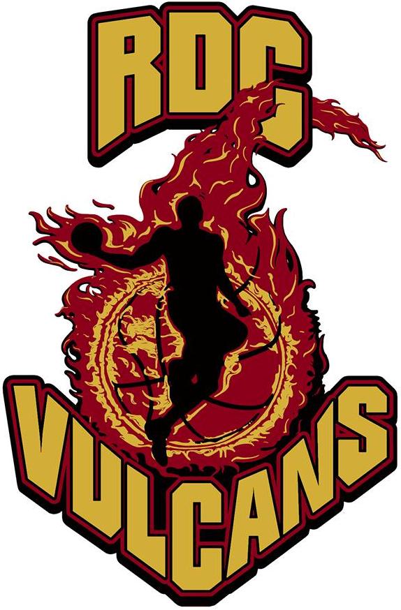RDC  Vulcans  Logo Primary Logo (2016/17-Pres) -  SportsLogos.Net