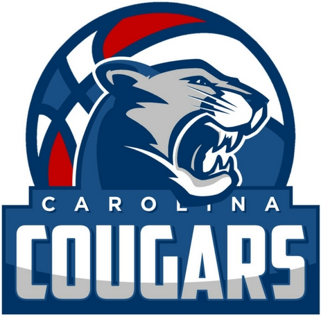 carolina cougars primary logo american basketball association